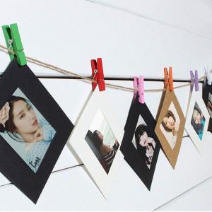 Fotorámečky na kolíčkoch