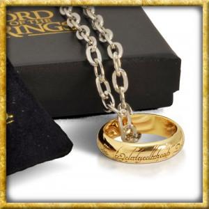 Pán Prstenů - Prsten moci s přívěskem