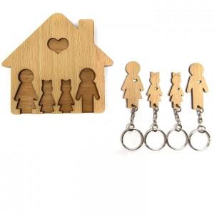 Dom na kľúče - Otec dcéra dcéra Mama
