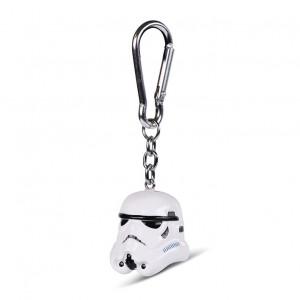 Star Wars - 3D kľúčenka - Stormtrooper