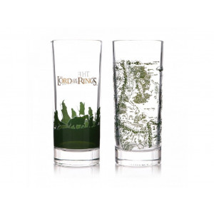Pán Prstenů - sada 2 sklenic - Společenství