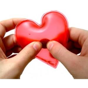 Ohrievače rúk - srdce (1ks)