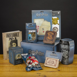 Harry Potter - Bedýnka dárků DELUXE