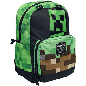 Minecraft - batoh Creeper