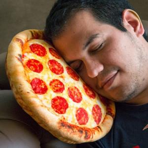 Pizza polštář