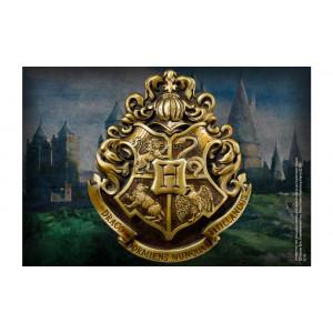 Harry Potter - Erb Bradavic na stěnu DELUXE