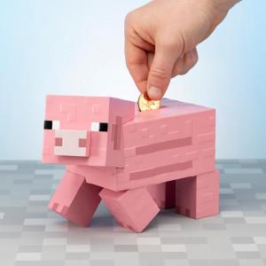 Minecraft - Sporkasa prasátko
