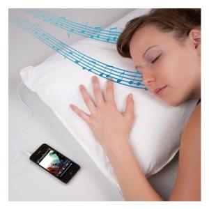 Hudební mp3 polštář XL