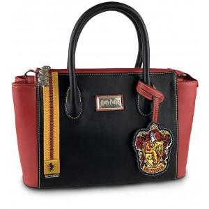 Harry Potter - kabelka s erbem Nebelvíru DELUXE