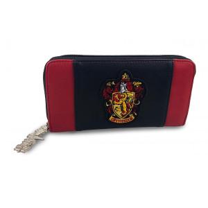 Harry Potter - peněženka s erbem Nebelvíru