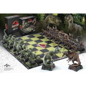 Jurský Park - šachy