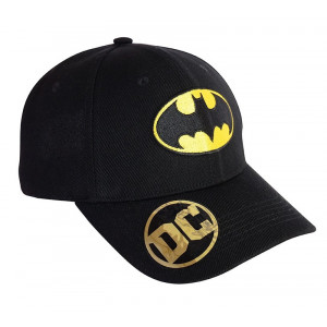 Batman - kšiltovka - černá