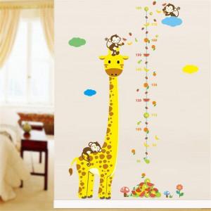 Nalepovací metr - Žirafa