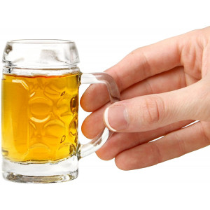 Pivní panáky - sada 4 ks