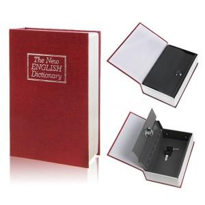 Kniha sejf