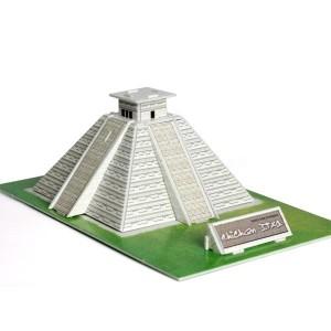 3D puzzle - Mayská pyramída (Malé)