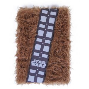 Star Wars - poznámkový blok Chewbacca