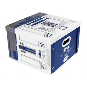 Star Wars - úložný box R2-D2