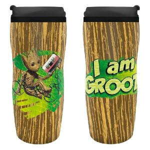 Strážci Galaxie - Cestovní hrnek Groot