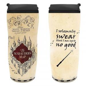 Harry Potter - Cestovný pohár Záškodnícka mapa