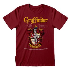 Harry Potter - tričko Nebelvír