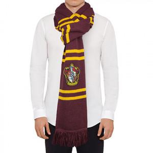 Harry Potter - Nebelvírska šála DELUXE