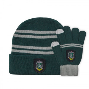 Harry Potter - Sada dětská čepice a rukavice