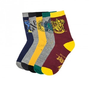 Harry Potter - set 5 párů ponožek