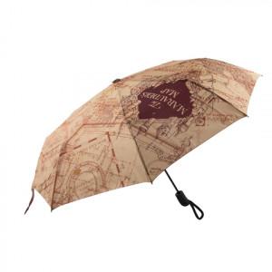 Harry Potter - Skládací deštník Pobertův plánek
