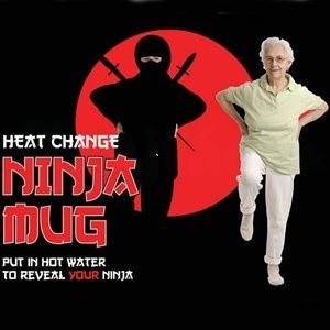 Ninja hrnček (Babička)