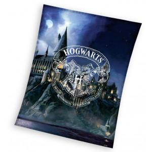 Harry Potter - deka - noční Bradavice