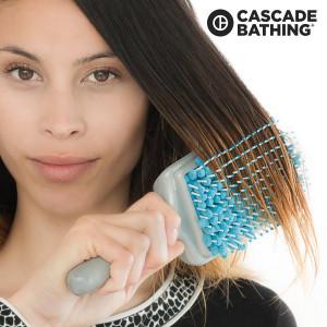Sušící kartáč na vlasy