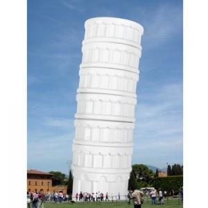 Šikmá veža - set šálok