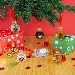 Vánoční koule - alkoholové