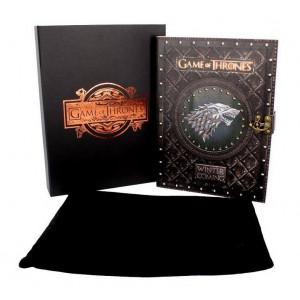 Game of Thrones - poznámkový blok Deluxe
