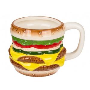 Hrnek - Hamburger