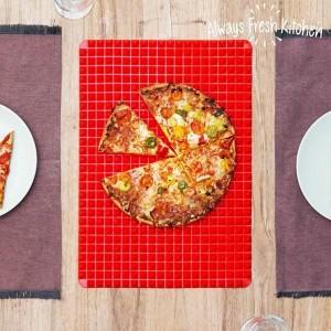 Zdravá kuchynská podložka