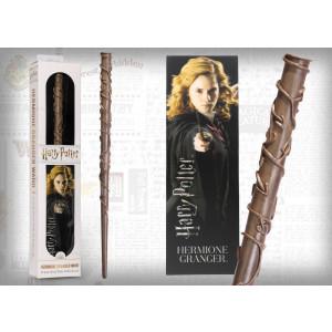 Harry Potter - hůlka Hermiony s 3D záložkou
