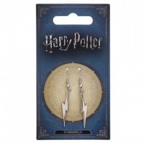 Harry Potter - náušnice Blesk