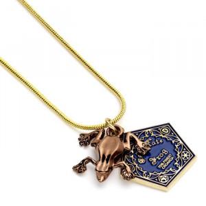 Harry Potter - Náhrdelník Čokoládová žába