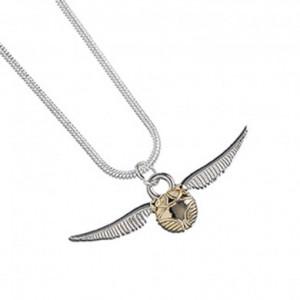 Harry Potter - náhrdelník Zlatá střela