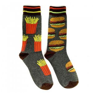 Veselé ponožky - hranolky