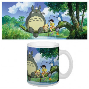 Studio Ghibli - hrnek Totoro