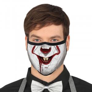 Rouška na obličej - Clown