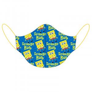 Rouška na obličej - Sponge Bob S
