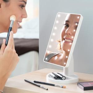 Kozmetické LED zrcadlo