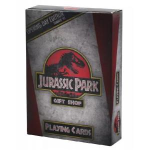 Jurský park - hrací karty