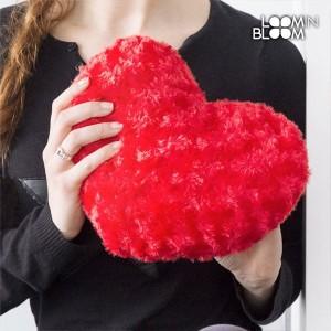 Vankúš v tvare srdca