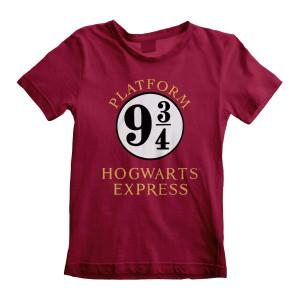 Harry Potter - dětské tričko - Nástupiště 9 a 3/4
