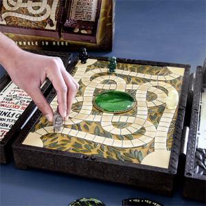 Jumanji - replika deskové hry DELUXE
